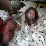 Thousands die in Haiti earthquake