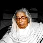 Nani -- my maternal grandmother
