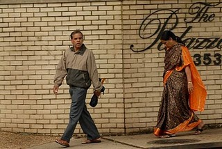 CPDP Indian couple walking 005 sm1 In step or not?