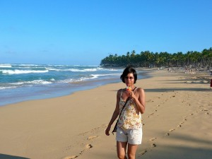 me on the beach 300x225 Gifts men should not give women