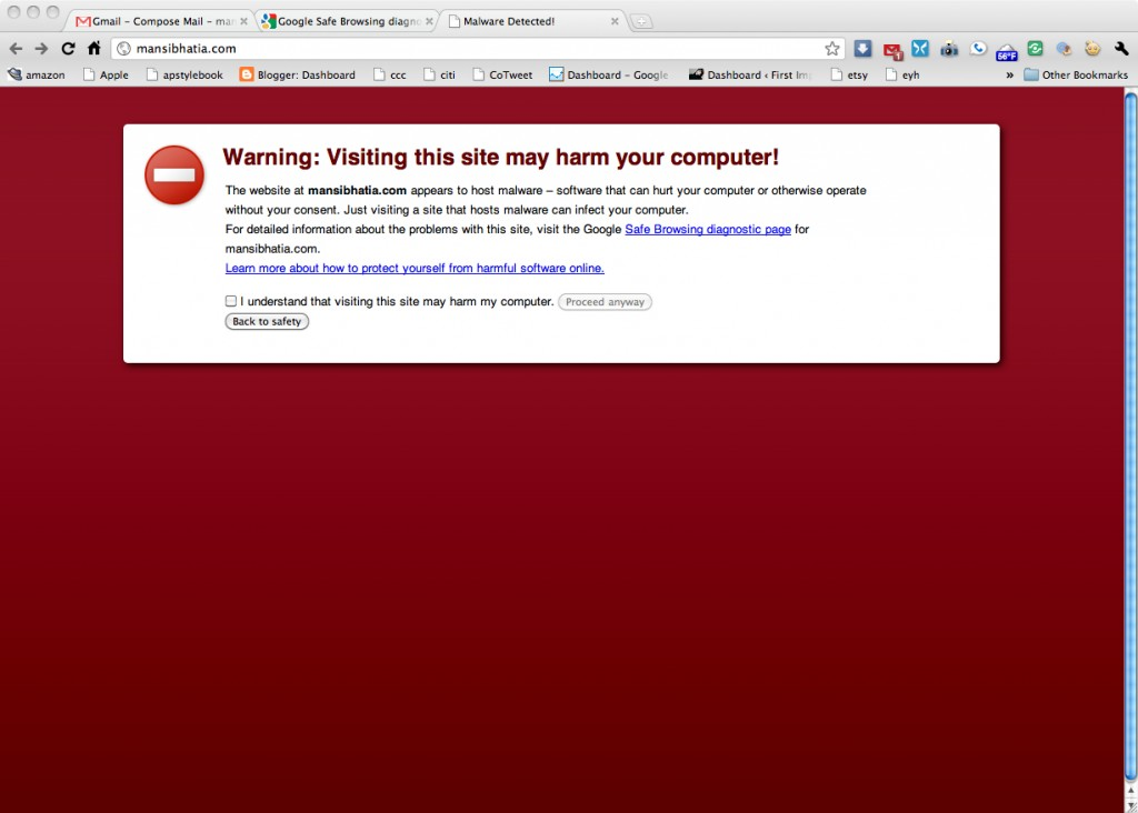 red screen of death 1024x732 Miss me, much?