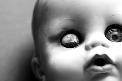 scary baby1 Living with Disabilities: Exploring the Self and the Other