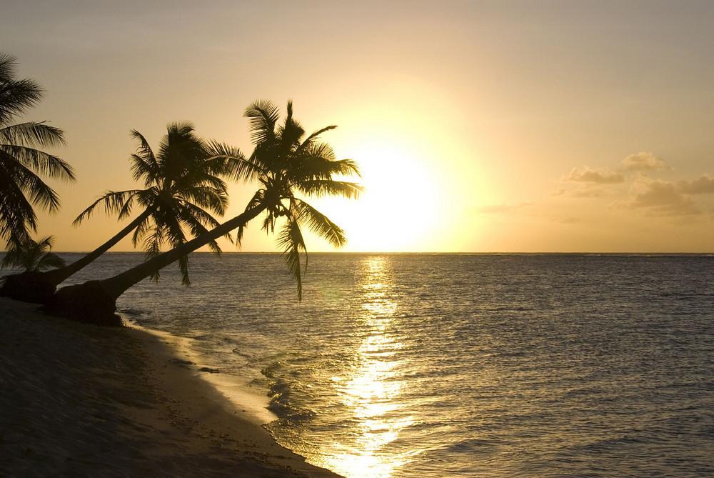 sunset in samoa Photoblogger for November
