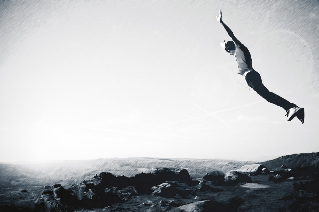 Leap with faith by Lemmewinks 1024x682 Tired of the 9 to 5