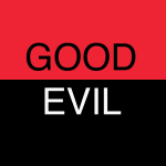 good vs evil 150x150 I have been playing today